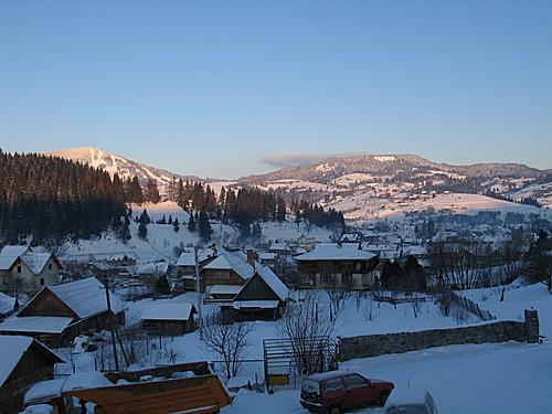 Славское - горнолыжный курорт Львовской области, Карпаты